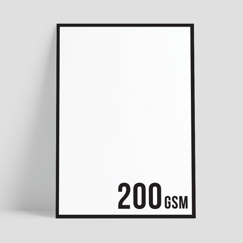 200gsm Synthetic Paper
